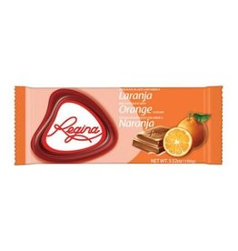 Chocolate Regina Chocolate - Laranja - 20g