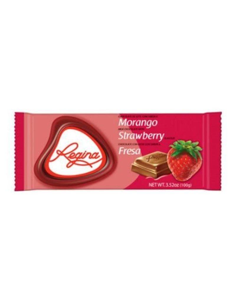 Chocolate Regina Chocolate - Strawberry - 20g