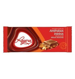 Chocolate Regina Chocolate - Amêndoas - 20g