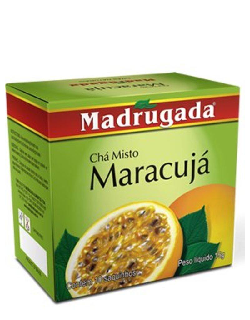 Madrugada Passion fruit Tea - 15's