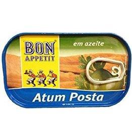Bon Apetit Thon à l'huile d'olive - 200g