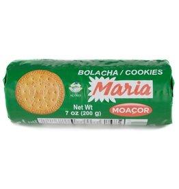 Moaçor Bolachas - Maria - 200g