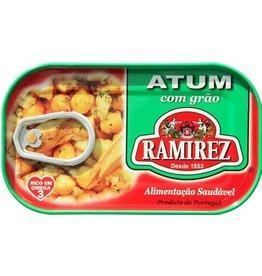 Ramirez Tuna with White Beans - 120g