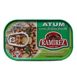 Ramirez Tuna with Black Eyed beans - 120g