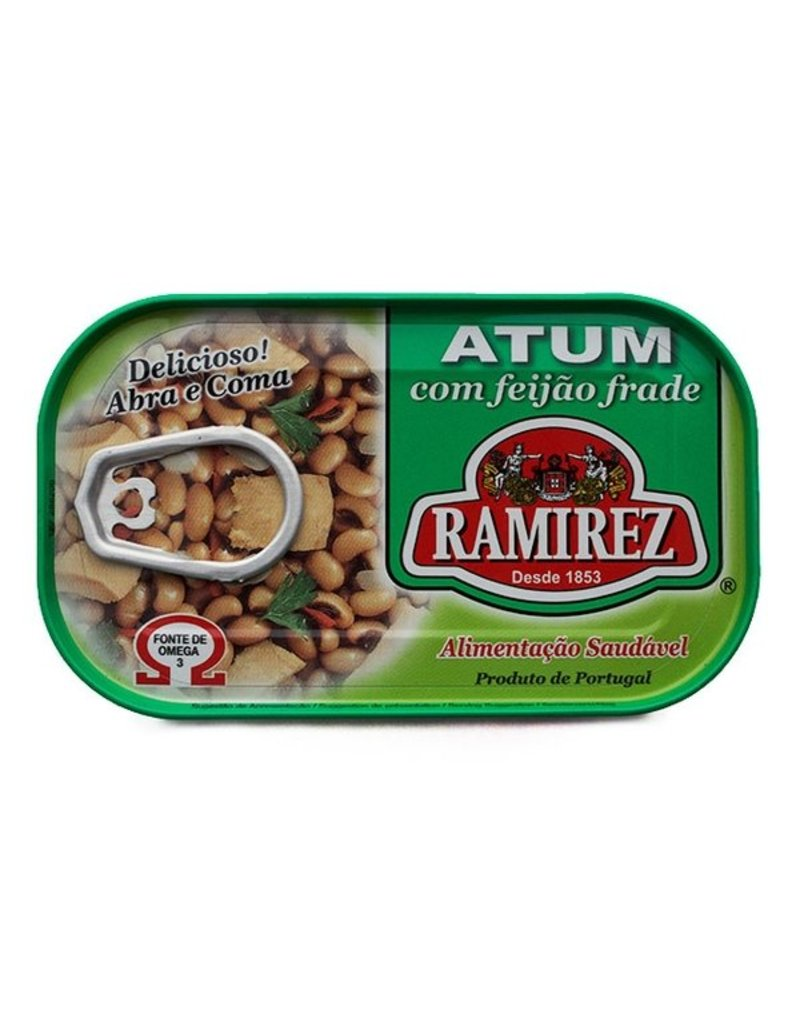 Ramirez Tuna with Black Eyed beans - 120g