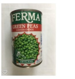 Ferma Green Peas - 398ml