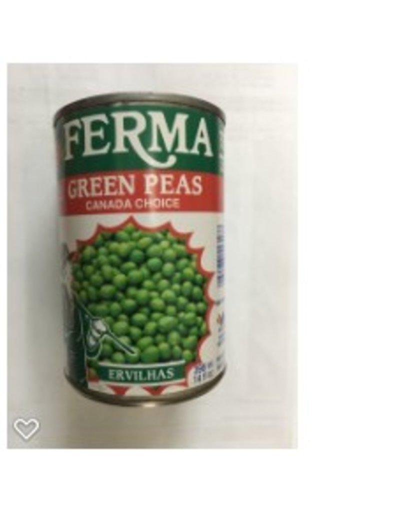 Ferma Green Peas - 398ml