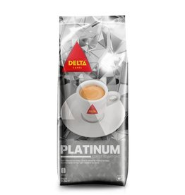 Delta Coffee - Delta Platinum -Espresso Beans - 1Kg