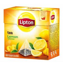 Lipton Chá - sachets  pirâmide - Limão - 20g
