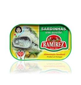 Ramirez Tuna in Olive Oil - 120g
