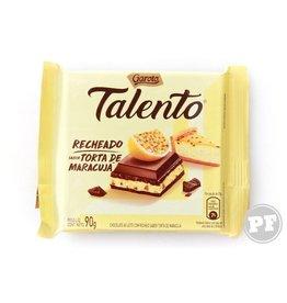 Garoto Chocolat aux fruits de la passion - 90g