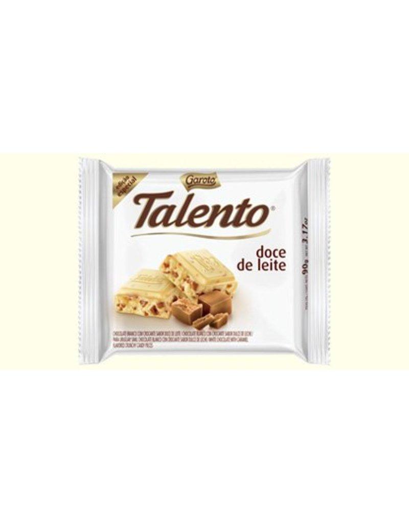Garoto Chocolate with Dulce de Leche - 90g