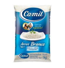 Camil Long riz blanc - 2,27 kg