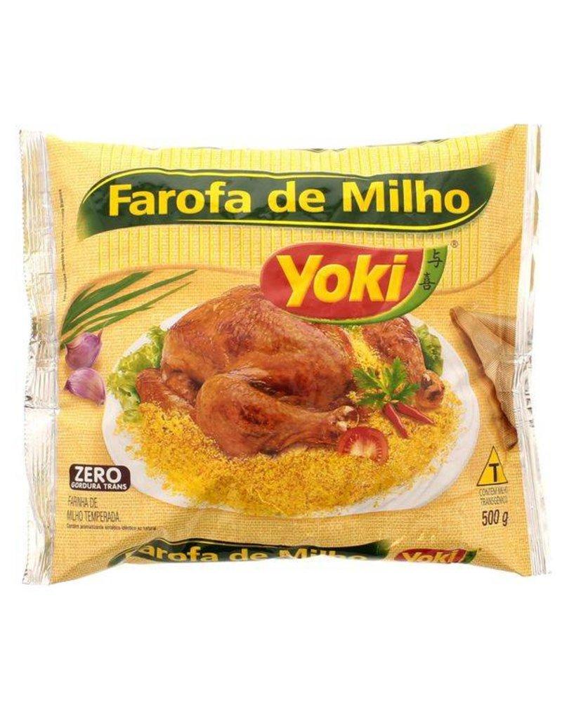 Yoki Corn crumbs (farofa) - 500g