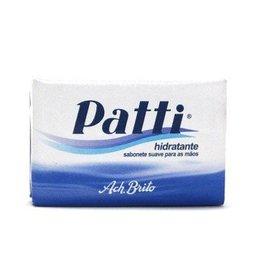 Ach. Brito Sabonete Hidratante - Patti - 90g