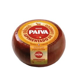 Queijo Paiva Spicy Portuguese Cheese - 470g
