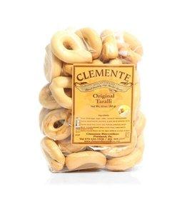 Clemente Biscuits - Taralli - Plain - 185g