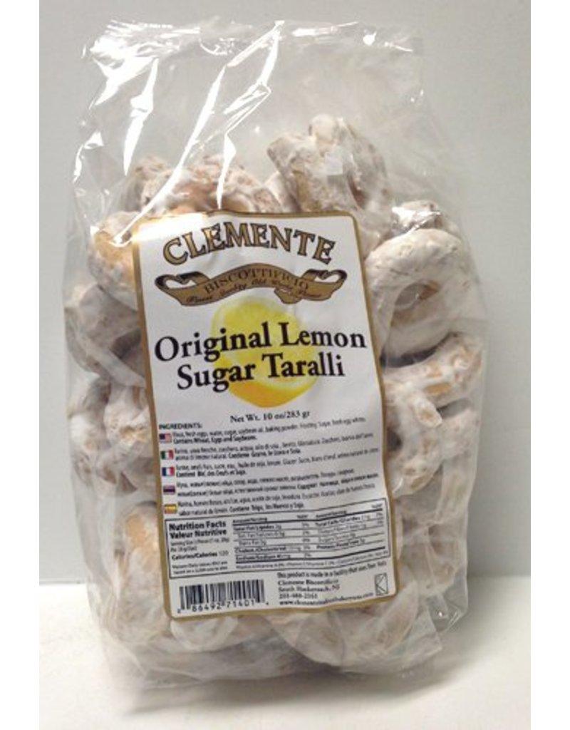 Clemente Cookies - Taralli - Lemon - 283g