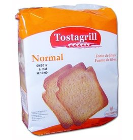 Diatosta Wheat Crackers - Tostagrill - 510g
