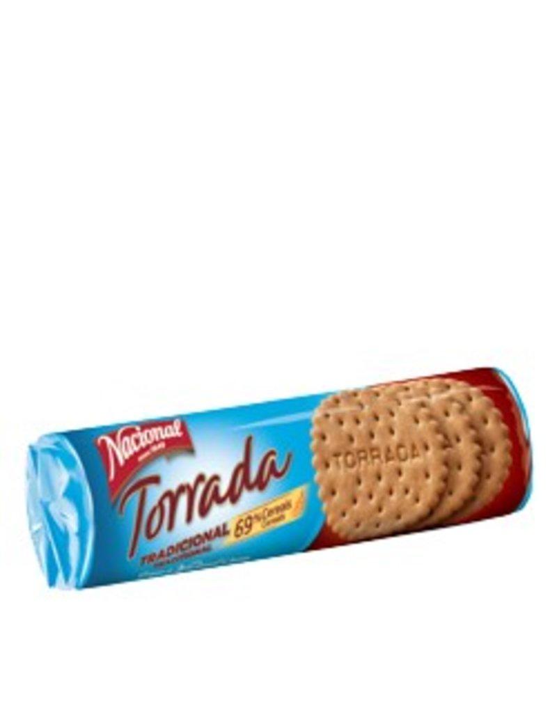 Nacional Toasted Biscuitt - 200g