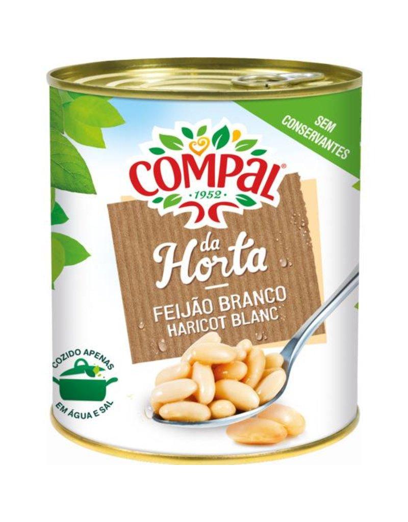 Compal White Kidney Beans - 845g