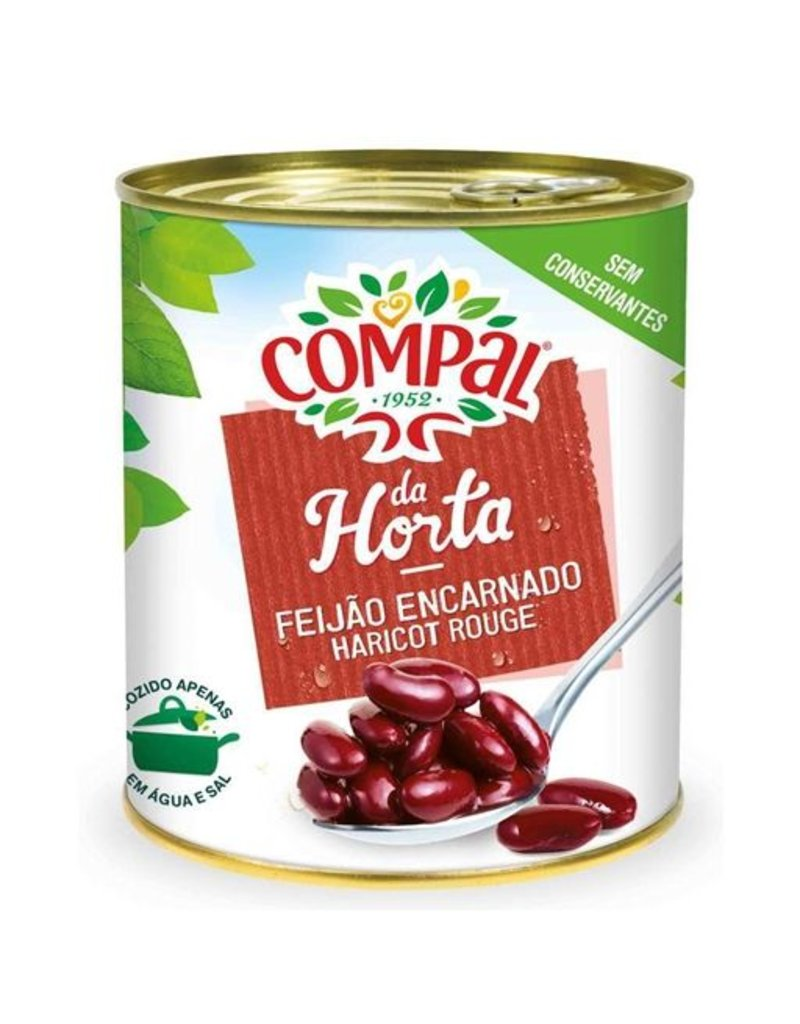 Compal Red Kidney Beans - 845g