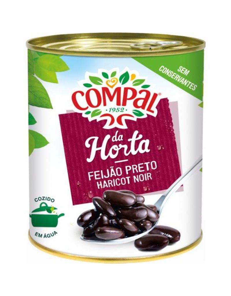 Compal Black Turtle Beans - 845g