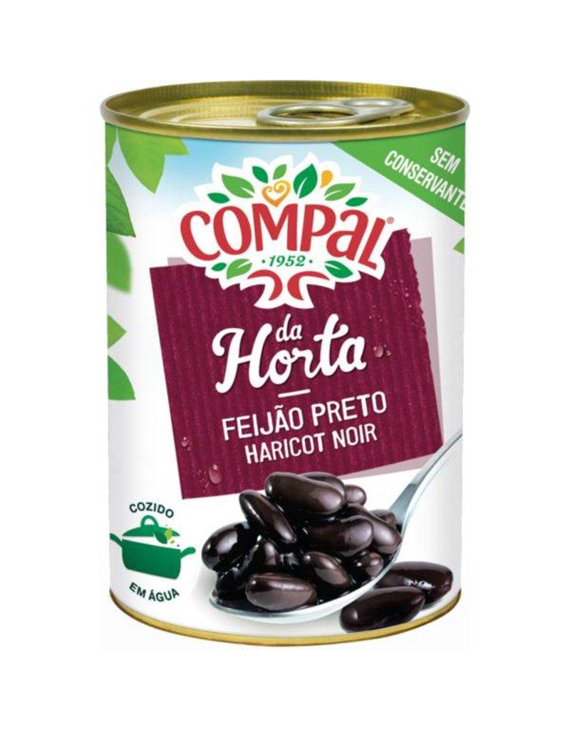 Compal Black Turtle Beans - 410g