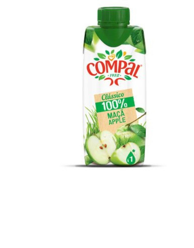 Compal Apple Juice - 200ml