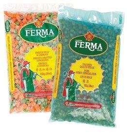 Ferma Ervilhas e cenouras congeladas - 750 g