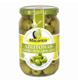 Maçarico Whole Green Cocktail Olives - 250ml