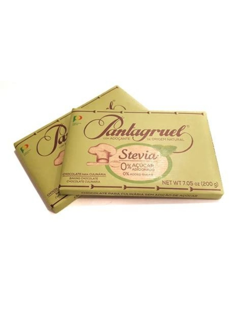 Imperial Chocolate for cooking sweetened with stevia - 200g