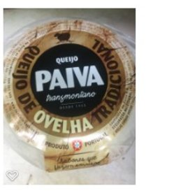 Queijo Paiva Sheep's Cheese -500g