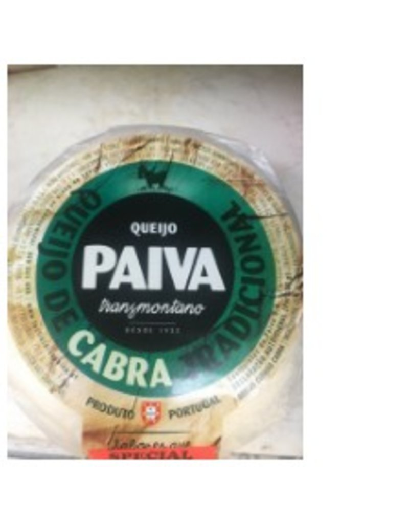 Queijo Paiva Goat Cheese- 500 g