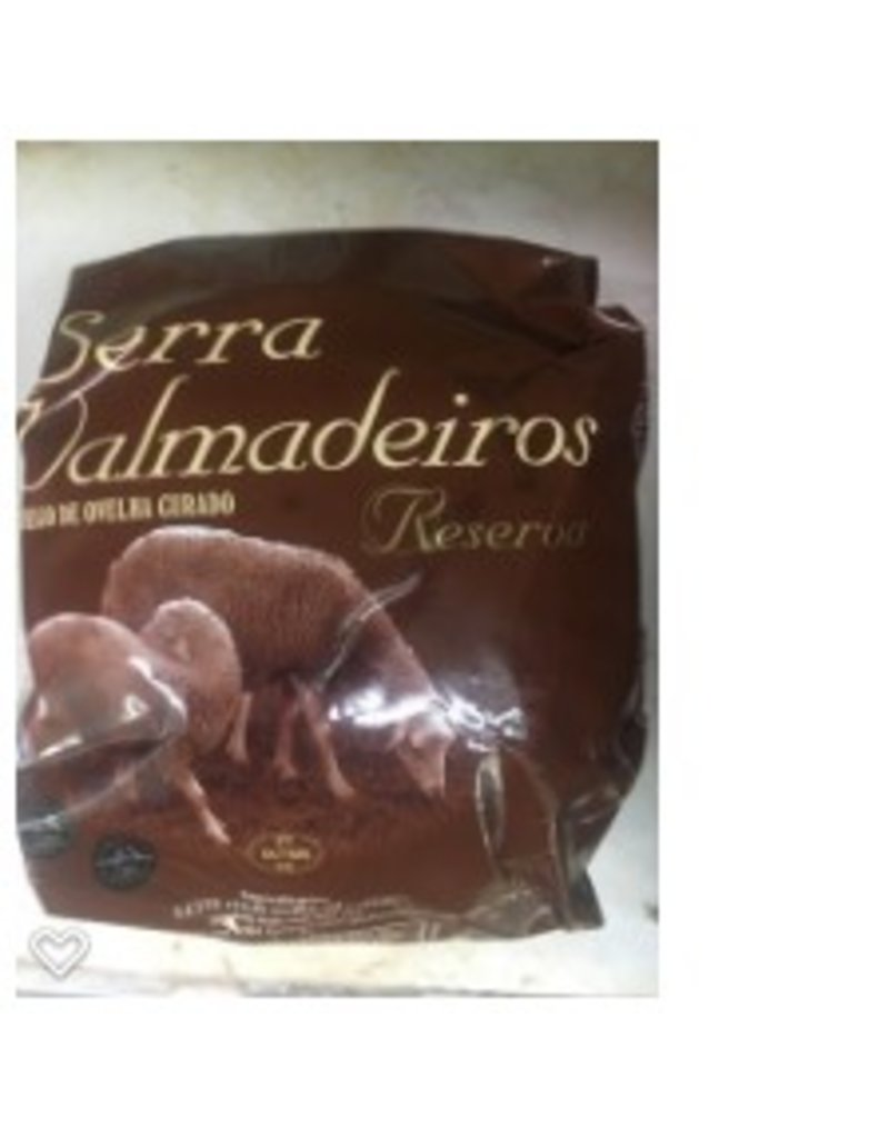 Serra Valmadeiros Portuguese Sheep Cheese Reserva - cured - Serra Valmadeiros