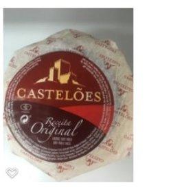 Casteloes Queijo Português -  (receita original) Castelões