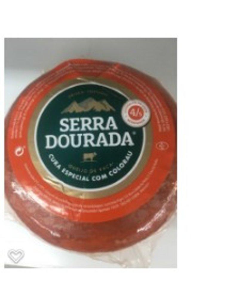 Serra Dourada Fromage de vache - cure spéciale au paprika
