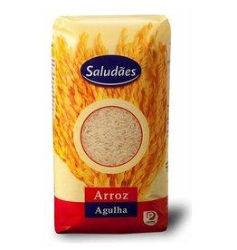 Saludães Arroz Agulha - 1kg