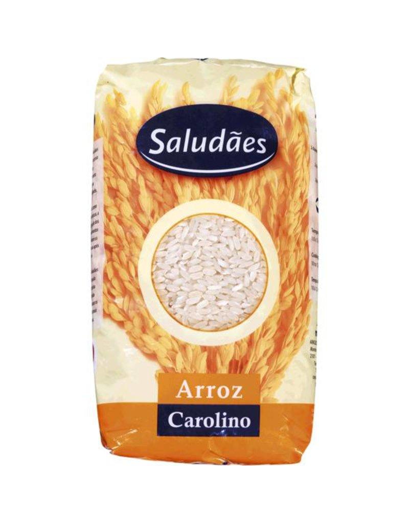 Saludães Carolino Rice - 1kg