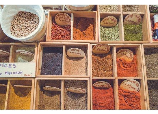 Condiments, Herbes et Épices