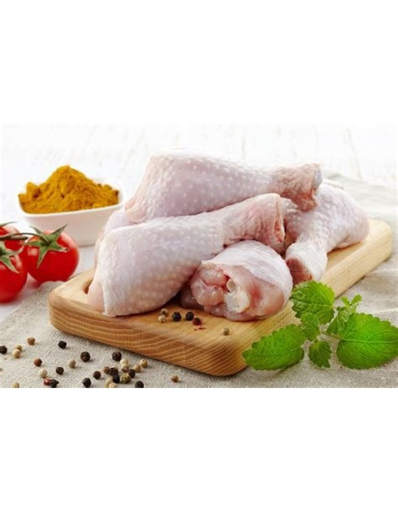 Chicken legs - 4 units - approx 500g
