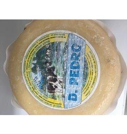 D. Pedro Queijo Português Semi-Macio Amadurecido - 1 kg (aprox)