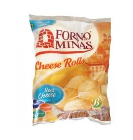 Forno de Minas Cheese Rolls - frozen - ready in 30 min - 400g