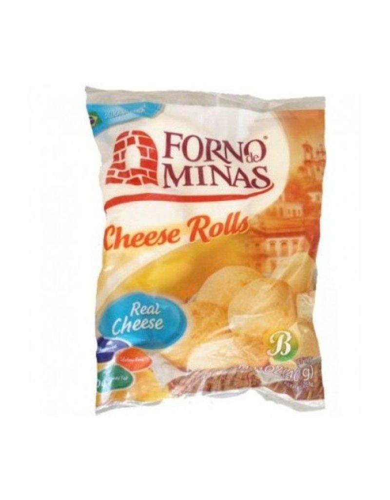 Forno de Minas Cheese Rolls - frozen - ready to eat - 400g