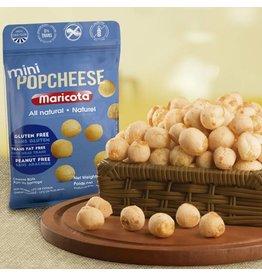 Maricota Mini Pop Cheese rolls - frozen- 400g