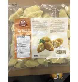 Taste of Portugal Cod Patties - frozen - 40's