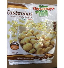 Gelcampo Chestnut - peeled, frozen - 400g