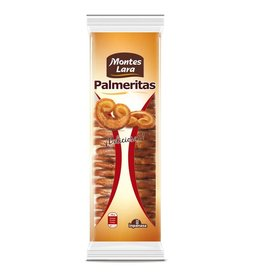 Montes Lara Cookies Palmeritas -200g