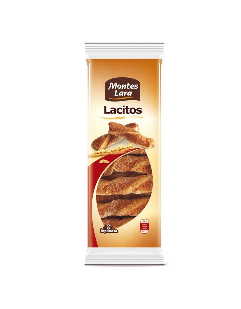 Montes Lara Cookies Lacitos - 200g