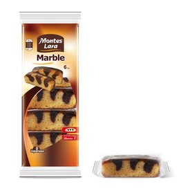 Montes Lara Cookies Marble -240g
